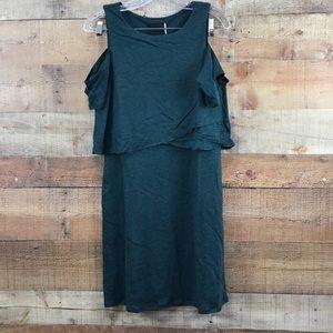 Heather Green Dress Size S